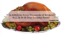This Drug Has Sickened Thousands of Animals - Will It Be at Your Holiday Feast?