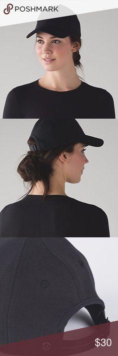 024931b7fdb NWT lululemon baller hat. NWT lululemon baller hat Brand new with tags  lululemon black ...
