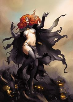 Goblin Queen (Madelyn Pryor) X-men villain Marvel Comicd Marvel Comics, Marvel Art, Marvel Heroes, Jean Grey, Marvel Comic Character, Character Art, Goblin, Comic Books Art, Comic Art