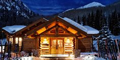 Imagine  you hitting the slopes in Aspen Colorado from your 5 bedroom-5 Bath Log Home. The log home is available for a modest $15.5 Million !