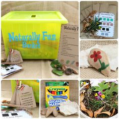 Naturally Fun Bucket by Giggles Galore