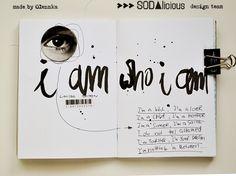 SODAlicious: art journal