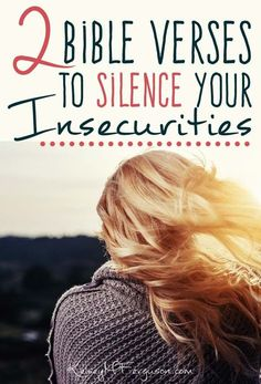 Stop struggling with feeling insecure or worthless! Proclaim the Truth of these…