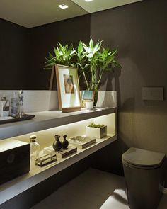 Lavabo - #dadocastellobranco #decor #interiordesign #arquitetura #architecture #lavabo #sp