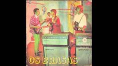 Os Brasas - Mulher Rendeira (45 Brazilian Psych Garage Beat)