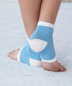 Moisturizing Gel Heel Socks