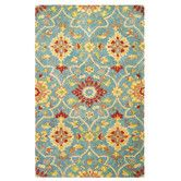 Found it at Wayfair - Peyton Teal Area Rug