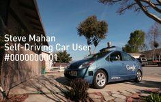 Après les lunettes, la self driving car de Google