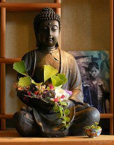 mon buddha ravi ! by anjoyplanet, via Flickr