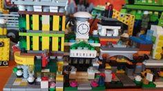 Mini Modulari Lego MOC by Adriano Posarelli