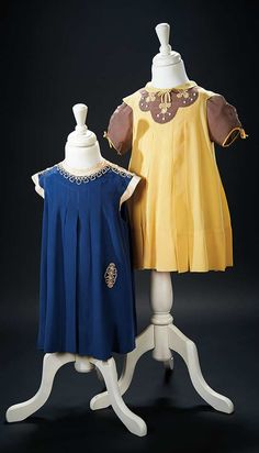 "Love, Shirley Temple, Collector's Book: 287 Two Dresses Worn by Shirley Temple in the 1936 Film ""Poor Little Rich Girl"""