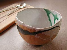 pinch cup/bowl, no foot