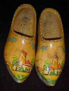 Dutch Wooden Shoes