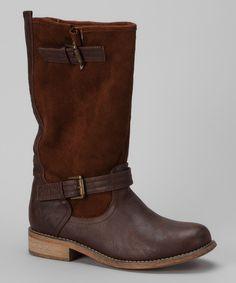 Brown Makala Boot