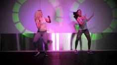 Gabriela y Antonia - Zumba Fitness Choreography - Chris Brown ft. Kid In...
