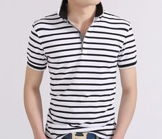 Would you buy this 2016 Men Striped ...? Available now at DIGDU http://www.digdu.com/products/2016-men-striped-polo-shirt-solid-tops-tees-shirt-summer-casual-clothing-cool-tee-camisa-polo-masculina?utm_campaign=social_autopilot&utm_source=pin&utm_medium=pin