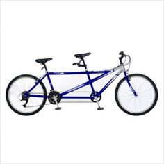 Tandem Bikes - Mongoose Wanderer AL Tandem Bike 26Inch Wheels * Be sure to check out this awesome product.