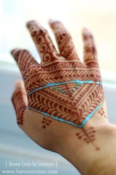 get henna tattoos from India