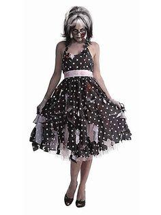 Zombie Housewife costume