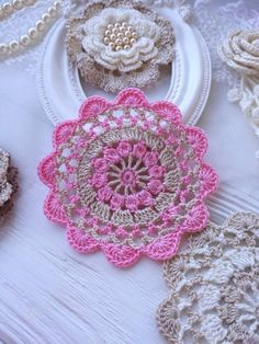 SMALL CROCHET DOILY PATTERN ! PDF Skill level-Medium The pattern contains: - Diagram(chart) - In the file, you will receive a link to view the video instruction (video instruction without any talking) THE PATTERN IS NOT A WRITTEN TYPE !! This product is an electronic file so the return can not