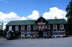 Skjolden Norway Hotel Pollfoss