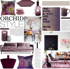 """Orchid Style"" by emmy on Polyvore"
