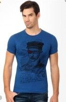 Printed Casual Tee @ Rs.499!