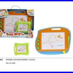 Juguete PIZARRA MAGICA CON MINI PIZARRA Precio 13,48€ en IguMagazine #juguetesbaratos