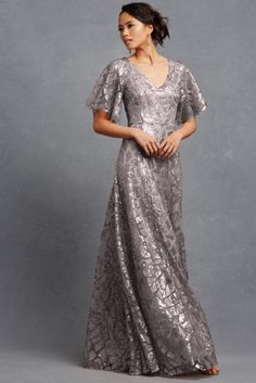 Gorgeous sparkle gown by Donna Morgan