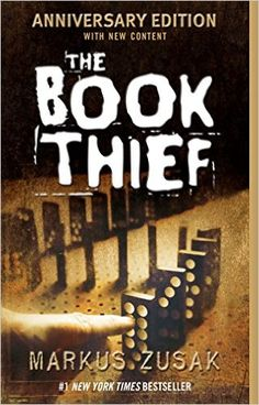 18 books that have stayed with us throughout the years, including The Book Thief by Markus Zusak.