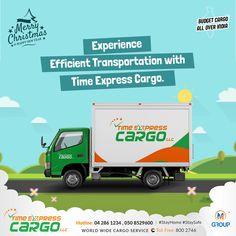 Cargo Services, Transportation, Budgeting, Budget Organization