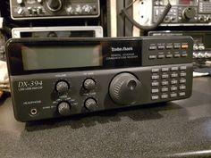 Radio Shack DX-394 Shortwave radio. Not the best but good for WWV