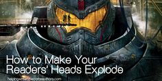 This week's video offers Lesson #4 from Pacific Rim, an encouragement to writers to pursue story ideas that will inspire rabid fandom among their readers.