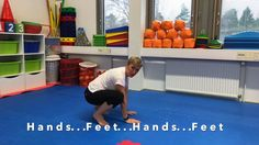 MoovKids Weekly Activity: Can you jump like a frog? Forwards and Backwards? It will make you coordinated and strong! Let's try it now.