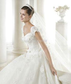 vestido de noiva tomara que caia com manga curta - Pesquisa Google
