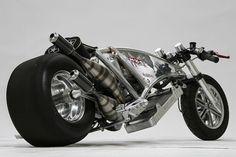 dragrace, custom scooter, and www.way2speed.com-bilde