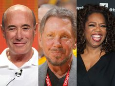 Oprah Winfrey, David Geffen, and Larry Ellison are reportedly interested in purchasing the Los Angeles Clippers