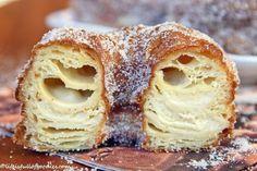 YEAHHH! Es gibt Cronuts. Cronuts sind DAS Trendgebäck aus New York. Die MUSS man jetzt einfach kennen! Und probieren!! Aber was sind Cronuts denn eigentlich?? Erfunden hat es vor kurzem der Konditor Dominique Ansel, welcher eine Bäckerei im Stadtteil Soho in New York betreibt. Herr Ansel ist kein Unbekannter in der Branche, sondern hat sich …Weiterlesen…