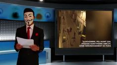 Anonymous Declares War On ISIS After Paris Attacks