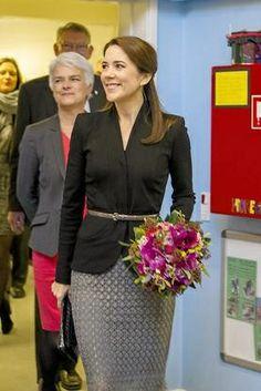 Crown Princess Mary 11/26/13