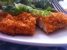 How to Make Chili Lime & Panko Chicken!