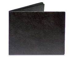 Dynomighty Classic Black Mighty Billfold Wallet