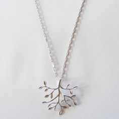 Once Upon A Time: Pretty silver-plated tree necklace from eleanorhalljewellery.com A lovely Christmas gift. Tree Necklace, Pendant Necklace, Once Upon A Time, Silver Plate, Christmas Gifts, Pretty, Jewelry, Xmas Gifts, Christmas Presents