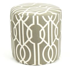 Special Offers - Jack Collins Designs Ottoman Cylinder Ottoman Footstool (Deco Slate) - In stock & Free Shipping. You can save more money! Check It (May 10 2016 at 09:56PM) >> http://sofaarmchairusa.net/jack-collins-designs-ottoman-cylinder-ottoman-footstool-deco-slate/