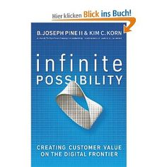 Joseph's and Pine's second strike. It is one of the best books about digital innovation that I have ever read. The multiverse approach is genius.