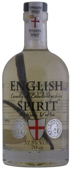 Vanilla Vodka, English Spirit Distillery £30.92