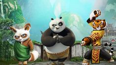 Kunfu Panda Finger Family | Kids Songs | Children Nursery Rhymes | TSP K...