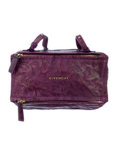 Givenchy Purple Pandora Crossbody.