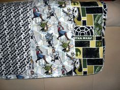 Star Wars Flannel Receiving Blankets