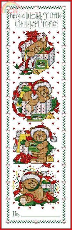 [New]Janlynn 140-71 Bear Package Bell Pull by Joan Elliott -